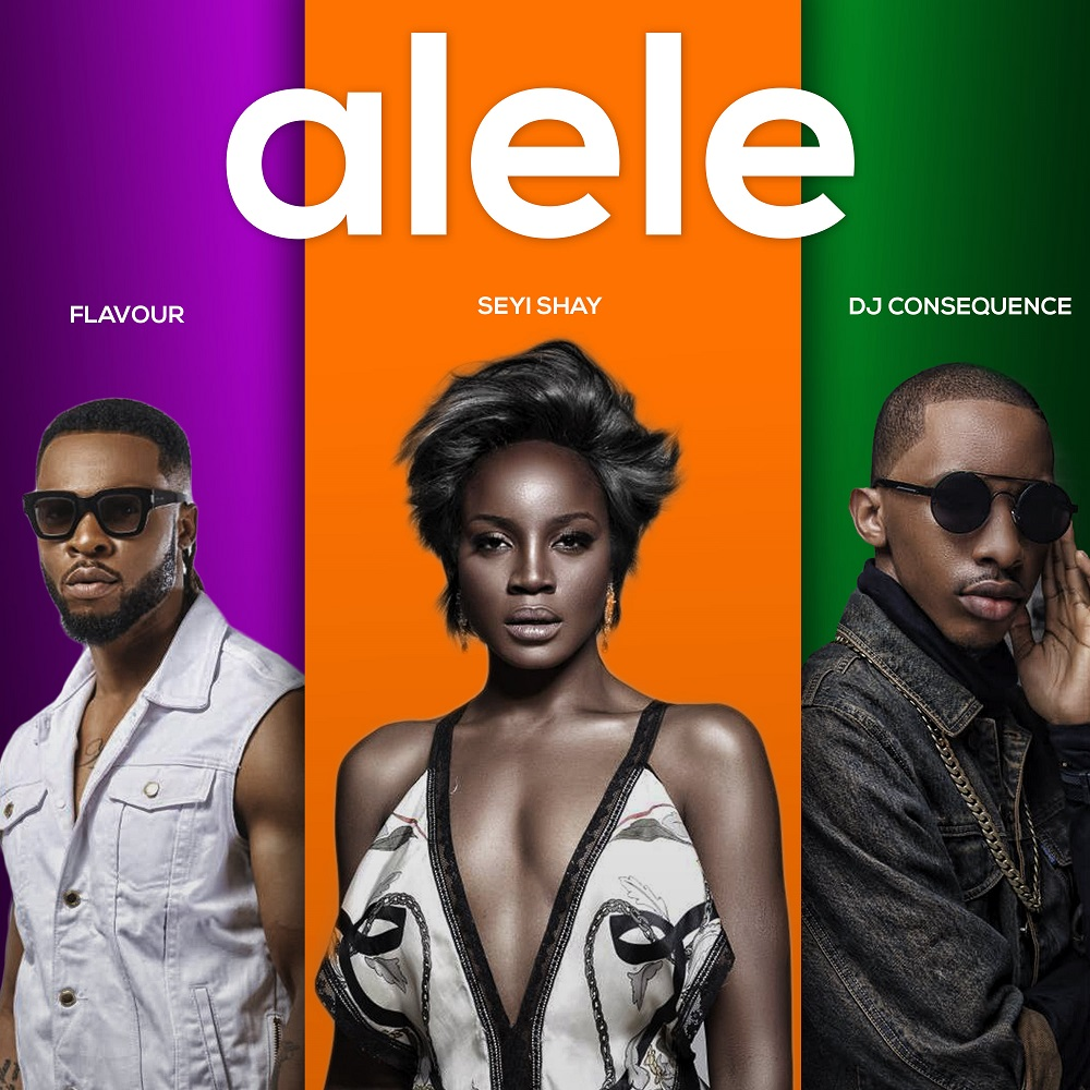 ", ""Alele"" by Seyi Shay Rated No1 Ontop Gidi Hustle"