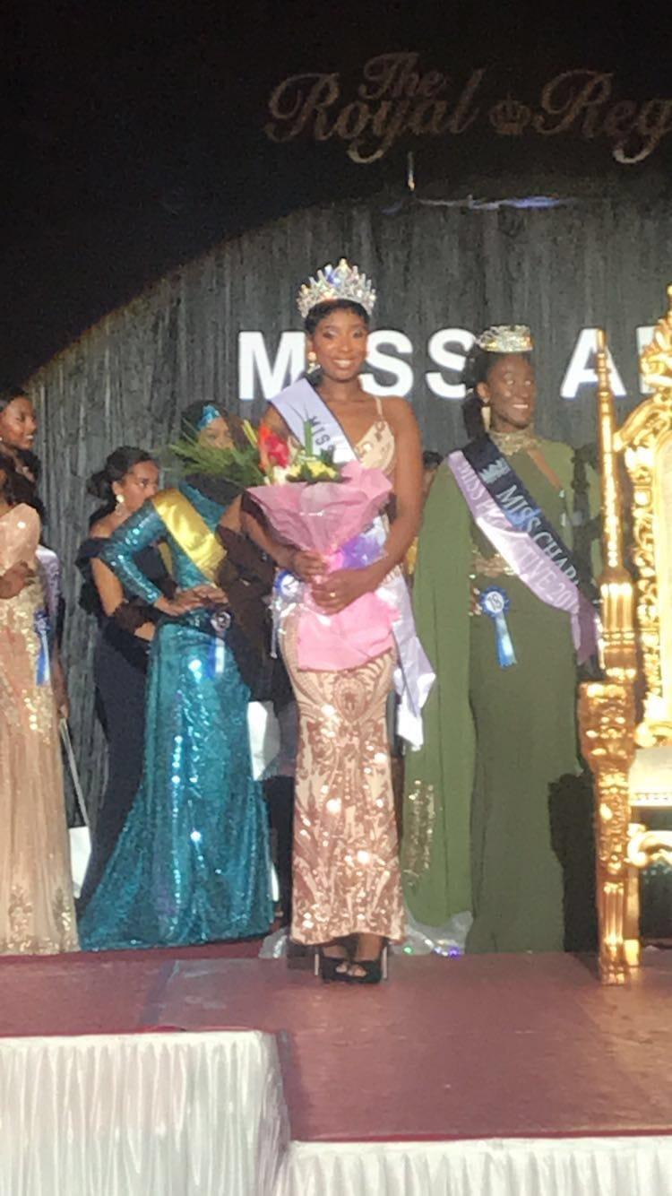 miss africa, Miss Africa Awards Oreoluwa Kofoworade Don Make Nigeria Proud
