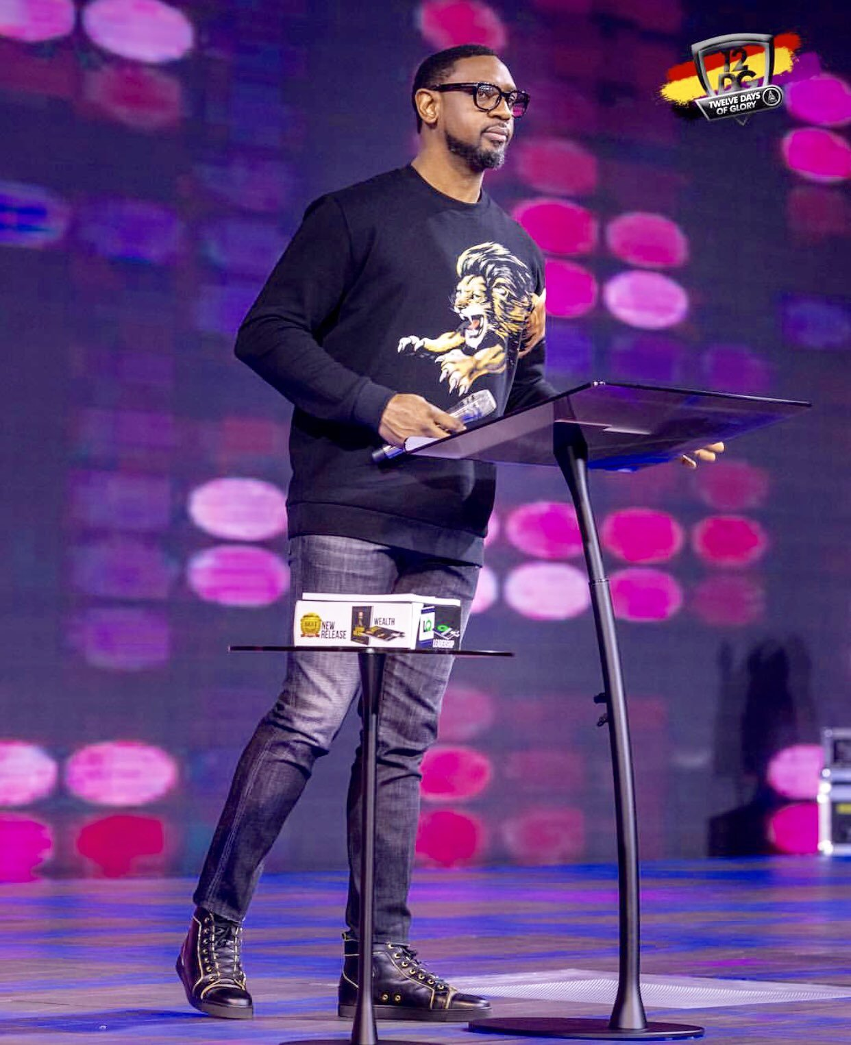 , COZA- Court don scatter the case against Biodun Fatoyinbo